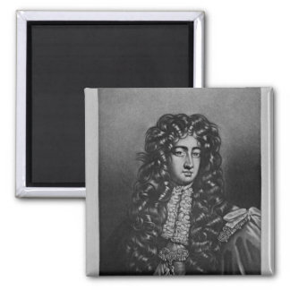 Portrait of George Duke of Northumberland Fridge Magnet