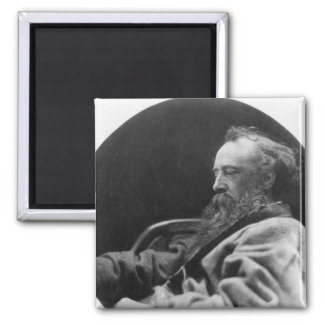 Portrait of George Frederick Watts Magnet