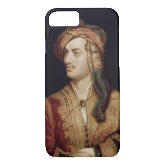 Portrait of George Gordon (1788-1824) 6th Baron By iPhone 7 Case
