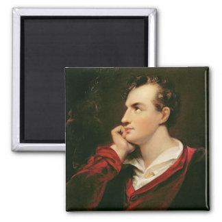 Portrait of George Gordon Byron  6th Baron Magnet