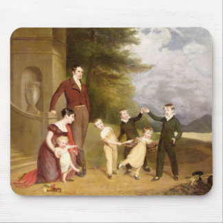 Portrait of George Granville Leveson-Gower and his Mouse Pads