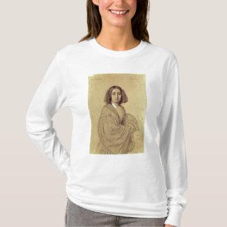 Portrait of George Sand  1837 T-Shirt