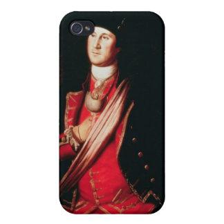 Portrait of George Washington  1772 Case For iPhone 4