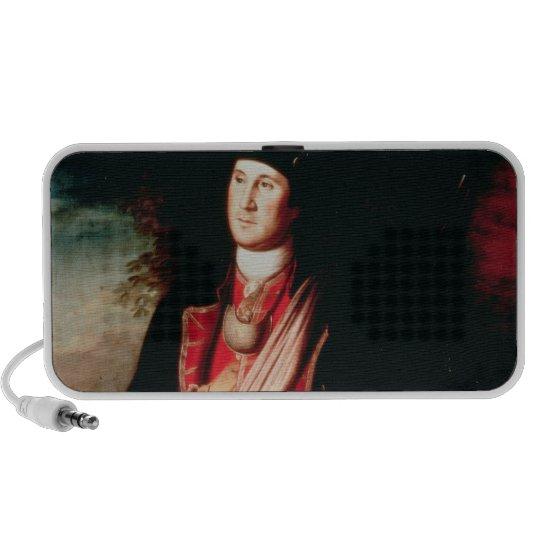 Portrait of George Washington  1772 Speaker
