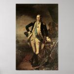 Portrait of George Washington, 1779 Poster