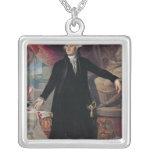 Portrait of George Washington, 1796 Custom Jewelry