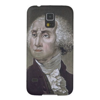 Portrait of George Washington, from 'Le Costume An Cases For Galaxy S5