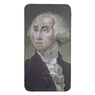 Portrait of George Washington, from 'Le Costume An Galaxy S4 Pouch