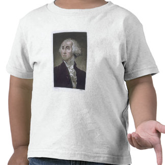 Portrait of George Washington, from 'Le Costume An T Shirt