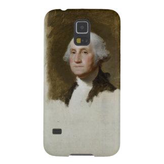 Portrait of George Washington Galaxy S5 Covers