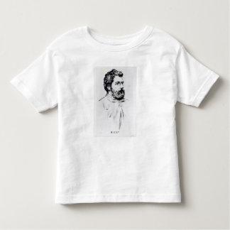 Portrait of Georges Bizet Toddler T-shirt