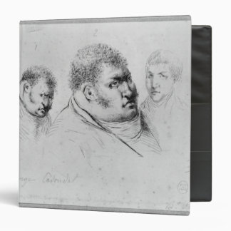 Portrait of Georges Cadoudal  25th May 1804 3 Ring Binder