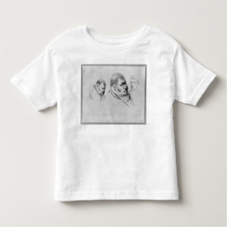 Portrait of Georges Cadoudal  25th May 1804 Toddler T-shirt