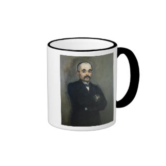 Portrait of Georges Clemenceau  1879 Coffee Mugs