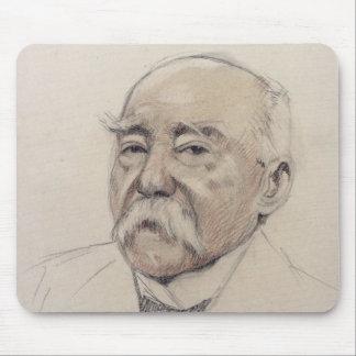 Portrait of Georges Clemenceau Mouse Pad
