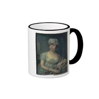 Portrait of Germaine de Stael , 1812 Mug