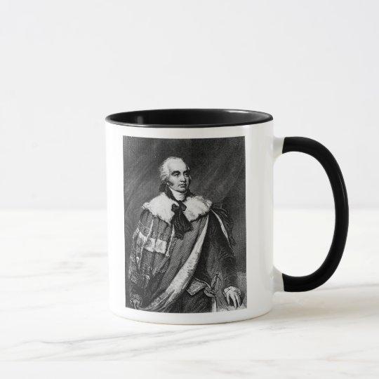 Portrait of Gilbert Eliot Mug