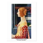 Portrait Of Giovanna Tornabuoni, Postcards