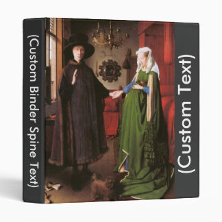 Portrait of Giovanni Arnolfini and his Wife Binder