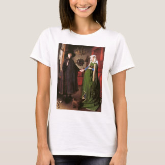 Portrait of Giovanni Arnolfini and his Wife T-Shirt