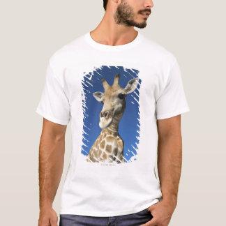 Portrait of Giraffe (Giraffa Camelopardalis) T-Shirt