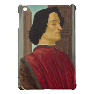 Portrait of Giuliano de Medici by Botticelli Cover For The iPad Mini