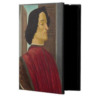Portrait of Giuliano de Medici by Botticelli iPad Air Case