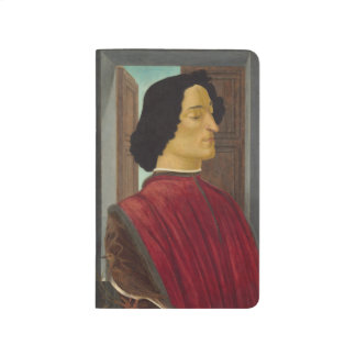 Portrait of Giuliano de Medici by Botticelli Journal