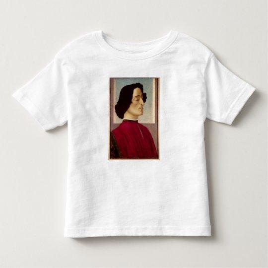 Portrait of Giuliano de' Medici  c.1480 Toddler T-shirt
