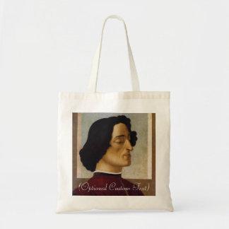 Portrait of Giuliano de' Medici Tote Bag