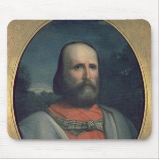 Portrait of Giuseppe Garibaldi 2 Mouse Pad