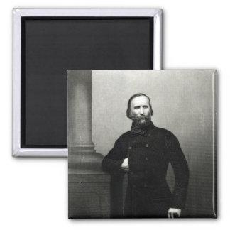 Portrait of Giuseppe Garibaldi Magnet