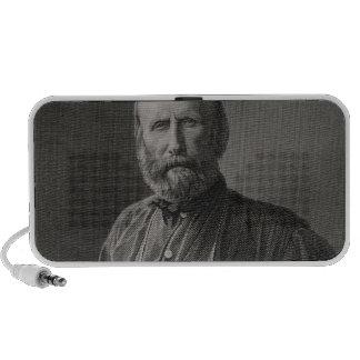 Portrait of Giuseppe Garibaldi Speakers