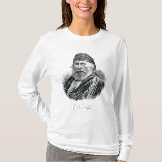 Portrait of Giuseppe Garibaldi T-Shirt