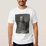 Portrait of Giuseppe Garibaldi T Shirts