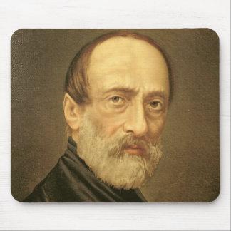 Portrait of Giuseppe Mazzini Mouse Pad