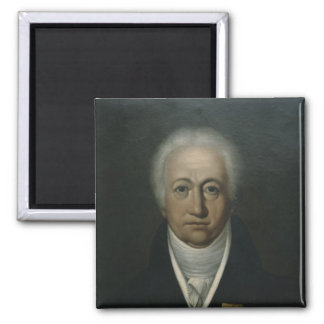 Portrait of Goethe, 1816 Magnet