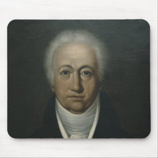 Portrait of Goethe, 1816 Mouse Pad