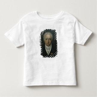 Portrait of Goethe, 1816 Toddler T-shirt