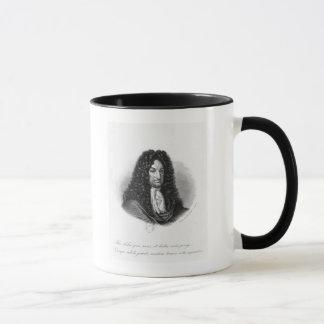 Portrait of Gottfried Wilhelm  Baron de Leibniz Mug