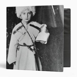 Portrait of Grand Duke Nicholas Mikhailovich Binder