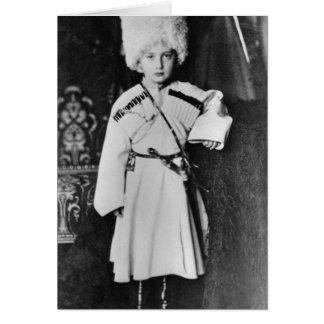 Portrait of Grand Duke Nicholas Mikhailovich Cards