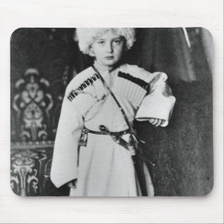 Portrait of Grand Duke Nicholas Mikhailovich Mouse Pad