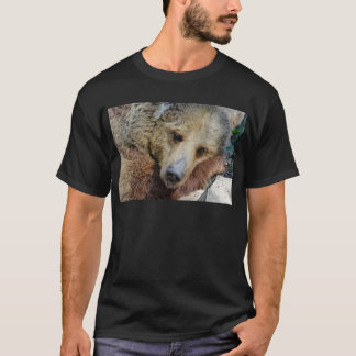 Portrait of Grizzly bear T-Shirt
