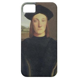 Portrait of Guidobaldo da Montefeltro, Duke of Urb iPhone SE/5/5s Case