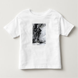 Portrait of Gustavus Adolphus the Great Toddler T-shirt