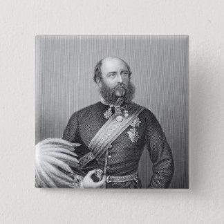 Portrait of H.R.H. The Duke of Cambridge Button