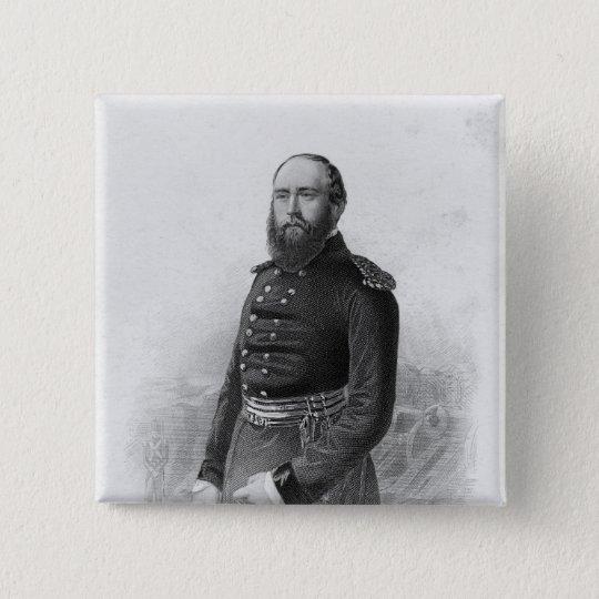 Portrait of H.R.H. The Duke of Cambridge Pinback Button