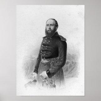 Portrait of H.R.H. The Duke of Cambridge Poster
