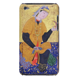 Portrait of Hamida Banu Begum, holding a seal, ill iPod Touch Cover